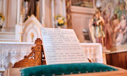 Offrandes messes lues et chantées