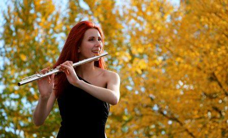 Concert Laurie-Anne Bouchard, flûtiste et Rémi Martin, organiste et pianiste