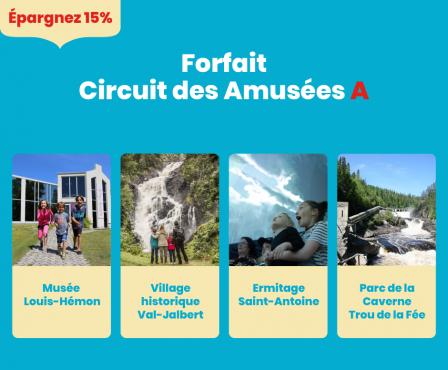 Circuit Des Amusees Passeports Attraits A